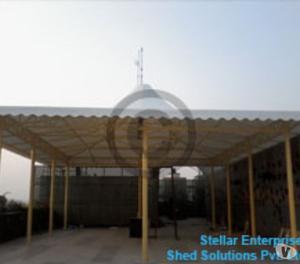 Advanced Rooftop Shed Manufacturer in Kolkata Kolkata