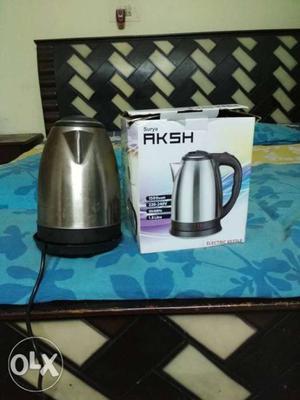 Electric kettle 1.8 ltr,  watt 800 only