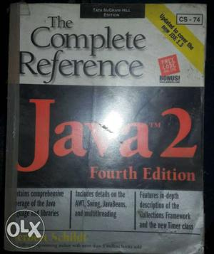 Java 2 Fourth Edition The Complete Edition Book