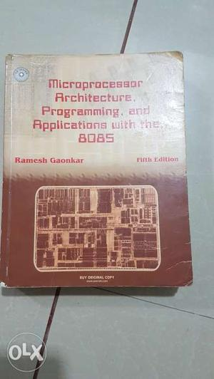 Microprocessor  book with cd