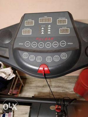 Pulsar treadmill