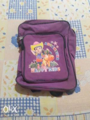 bag for sale..Can b used for smaller