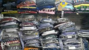 Branded mens shirts Sizes-S.M.L.XL for whole sale