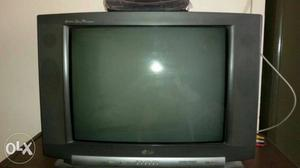25 inch LG TV in superb condition with remote