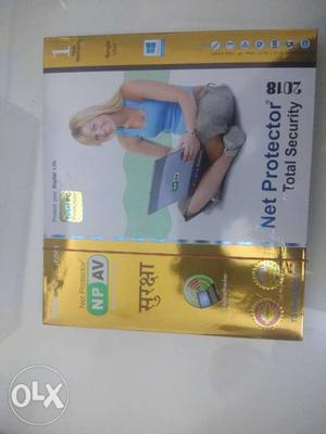 Net protector Antivirus Total Security 1 yr Bargainers stay