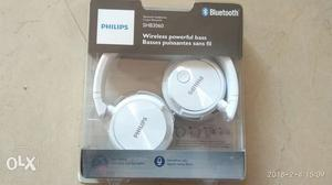 Philips New sealed pack wireless Bluetooth headset