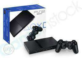 Sony play station 2 brand new with one year