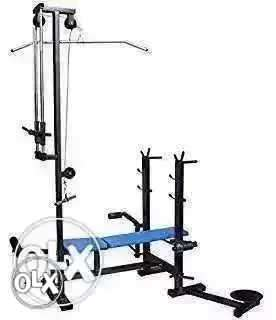 Brand new 20 in 1 home gym bench (fixed price) delivery all