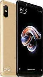 Redmi note 5 pro gold and black sealed pack both