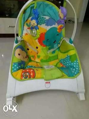Fisher price rocker for new born till toddlers