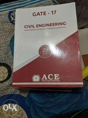 Gate 17 Civil Engineering Book