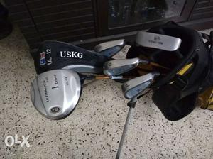 Junior Golf Set (U S Kids) in Mint condition with 1 driver,