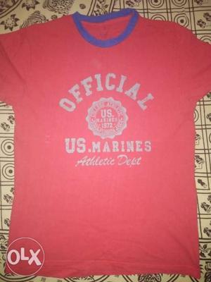 USPA branded T-shirt for boys  yrs boys