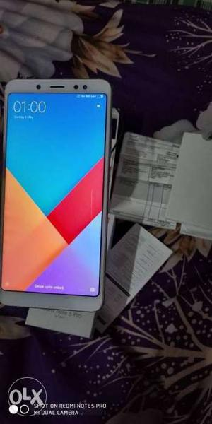 I want to sale my redmi note 5 Pro 4gb and 64 gb