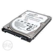 500 gb laptop harddisk...no problem..