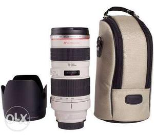 Canon ef mount 2.8 IS ii  lens brand new