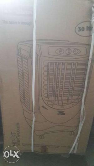 This is a 30 ltr khaitan cooler.. it comes with a superb