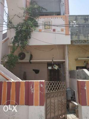 Very good semi furnished indipendent house 2
