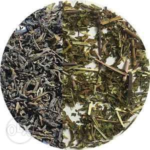 We have Organic Green Tea which is Hand rolled
