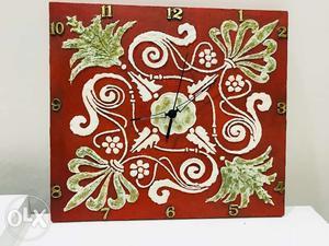 Antique look clock