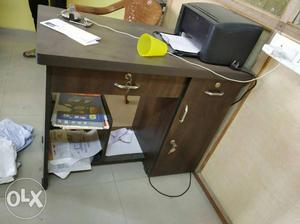 Computer table for office and home used 1 month old only