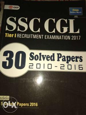 30 solved paper SSC CGL Tier 1