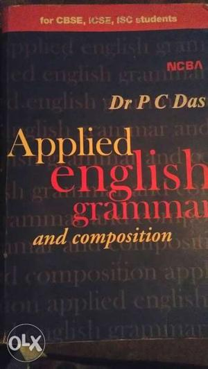 Applied English Grammar And Composition Book