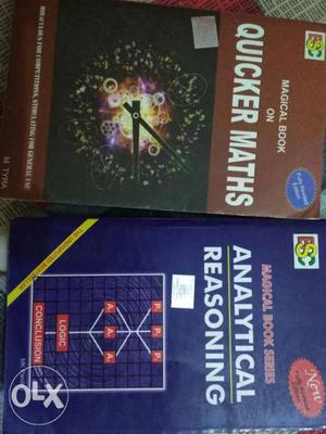 Book for competative exam(IBPS and Clerks)..