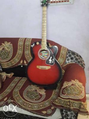 Original Fender Acoustic Guitar