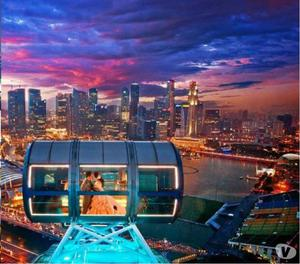 Most Romantic Places in Singapore for Couples - Best Package