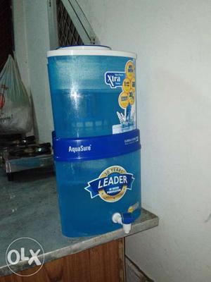 One month old Eureka Forbes water filter under