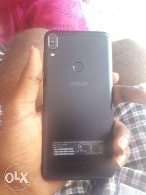 Asus Zenfone max pro m1 only 9days old mobile.