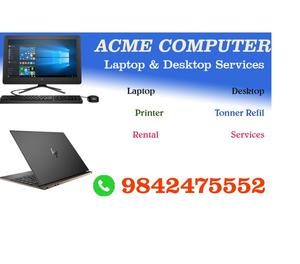 Laptop Service Center in Trichy Mobile: