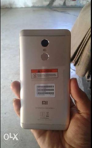 Redmi Note 4 Brand new, not a single problem.
