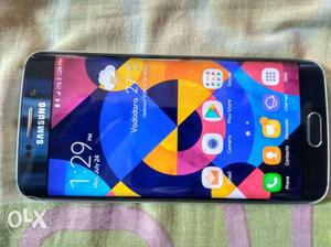 Samsung Galaxy S6 Edge 1 year 6 months old. 3GB