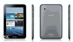 Samsung tab2,wifi only,single use,good condition