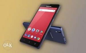 PANASONIC seal pack mobile Dual Sim, VoLTE, 4G, 16GB 1GB