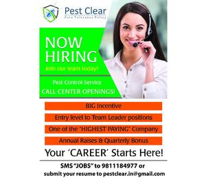 Wanted Telecaller FresherExperienced New Delhi
