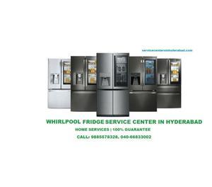 Whirlpool Fridge Service Center in Hyderabad Telangana   Doo