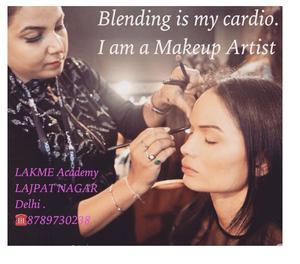Lakme Academy Offering Makeup Artist Course in Lajpat Nagar