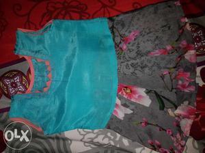 1 year 2 year baby frokk new unused sale