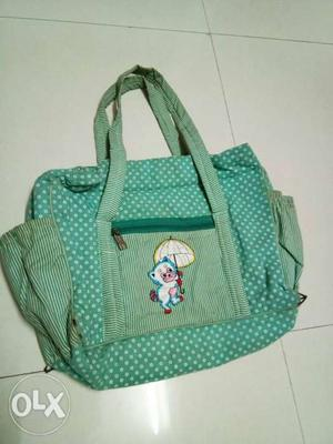 Baby Diaper bag for free for those who want to