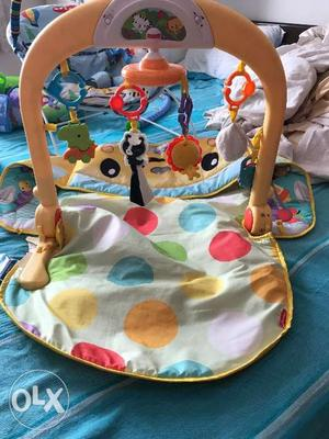 Fisher price play gym