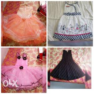 Kids dresses at lowest prices(frocks at just 200