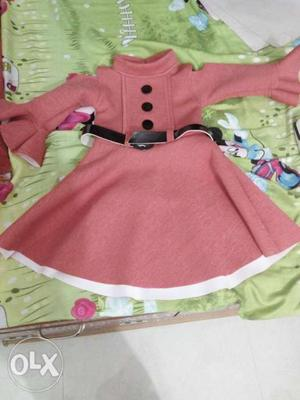 New dress for girls 2-3 year age. it's new dress