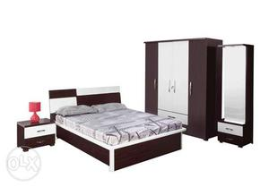 New branded Bedroom set In BEST price.