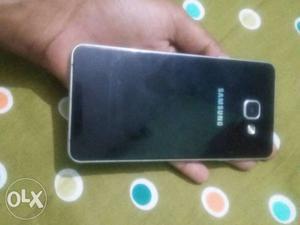 Samsung Galaxy A approx one year old.