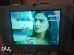 29 inches LG tv in good condition with in built