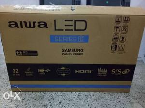 Aiwa 32 smart tv with bill 2 year warranty full