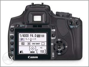 Sell my Canon 400d very good condition camera